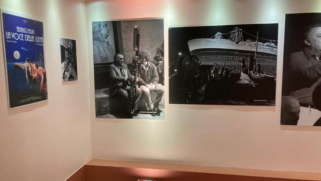 Centenaire Fellini Exposition internationale / Inde