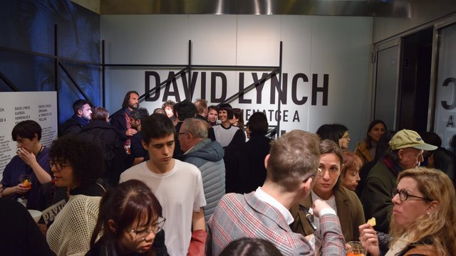 VERNISSAGE A BARCELONE
