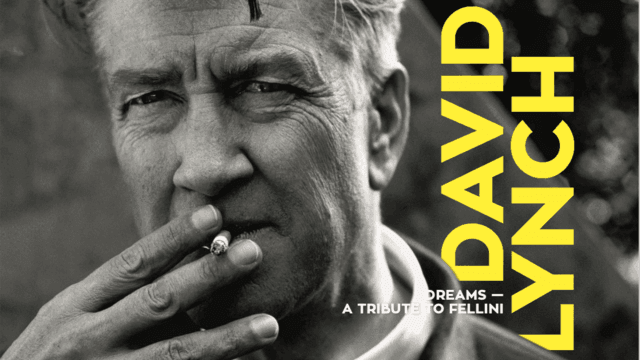 David Lynch. Dreams. A Tribute to Fellini, catalogue de l'exposition