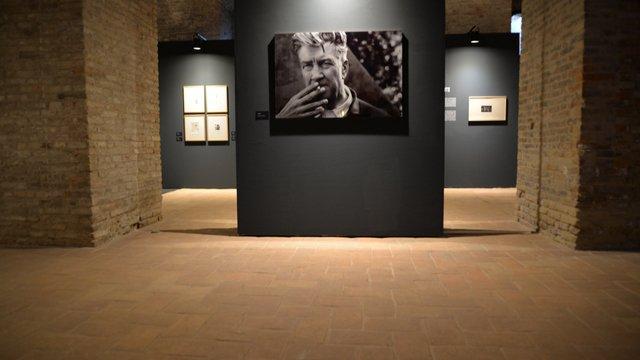 Expo David Lynch. Dreams - A Tribute to Fellini à Rimini