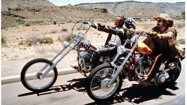 ON THE ROAD - 50 ANS D'EASY RIDER