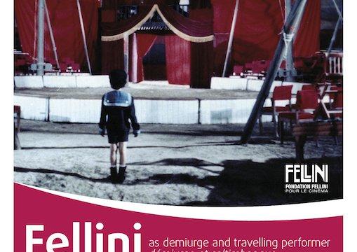Fellini Démiurge et Saltimbanque, catalogue d'exposition
