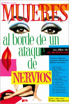 SOIRÉE CINE Y TAPAS #1 > Femmes au bord de la crise de nerfs