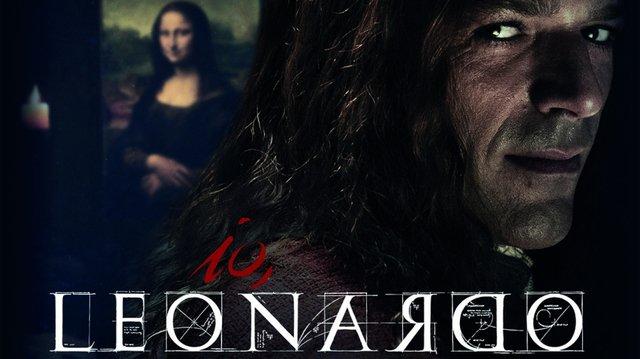 Projection de IO LEONARDO