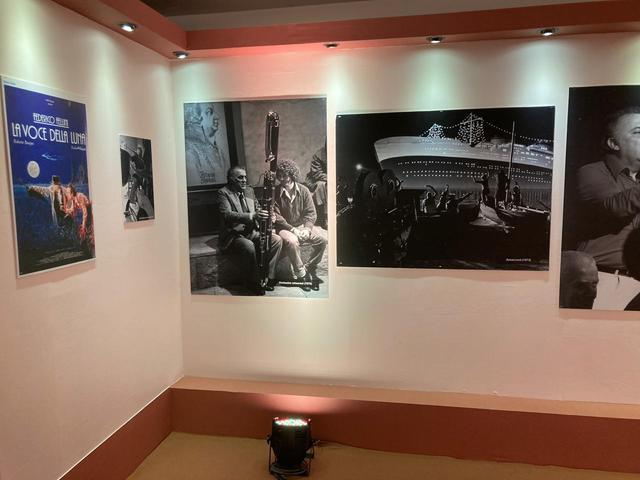 Fellini Exhibition in India