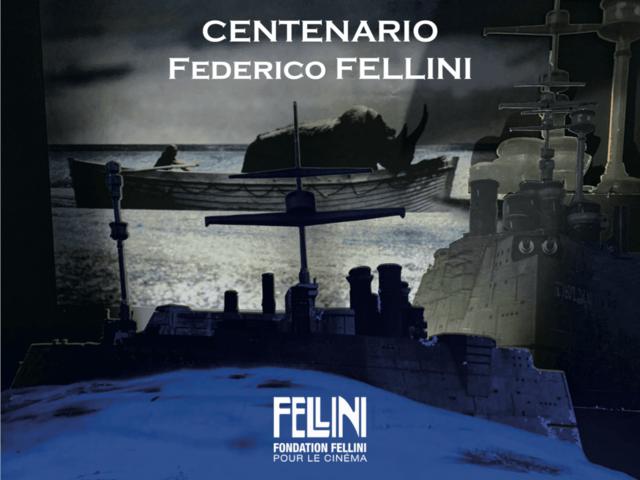 Rapport du Centenaire de la naissance de Fellini