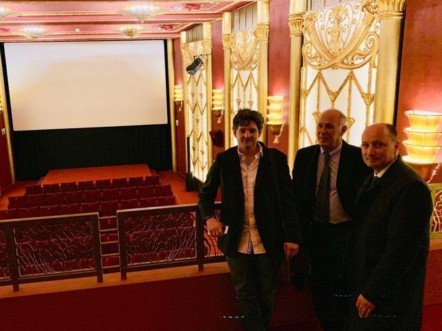 La Fondation Fellini à Rimini