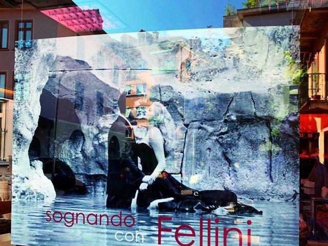 Sognando con Fellini