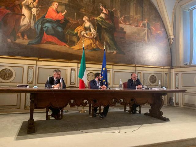 La Fondation Fellini accueillie au Parlement de la République italienne